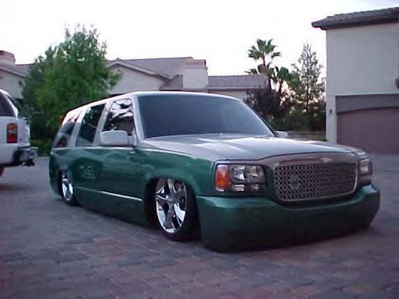 Cadillac-escalade | Modified Cars